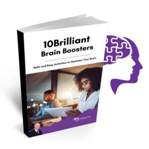 10 Brilliant Brain Boosters by Padraig King